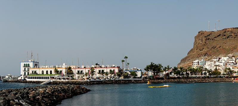 Pueblos pesqueros de España, Puerto Mogán (Gran Canaria)