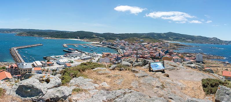 Pueblos pesqueros de España, Muxía (A Coruña)