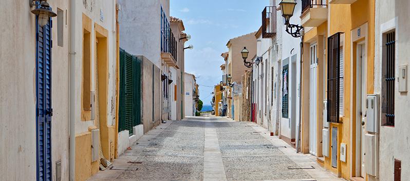 Pueblos pesqueros de España, Tabarca (Alicante)