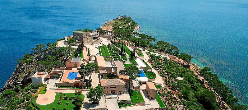 escapadas de fin de semana, La Fortaleza (Mallorca)
