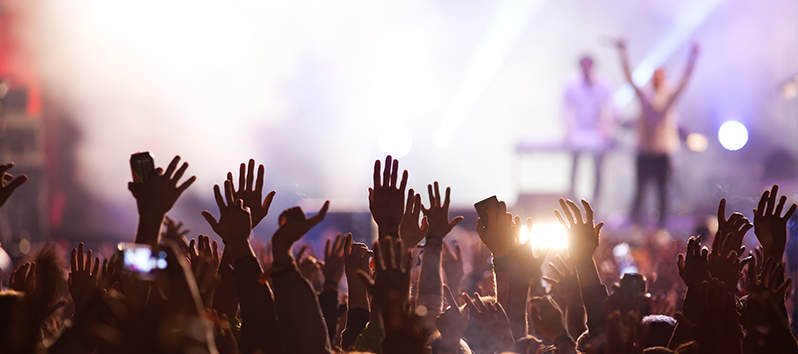 concerts, tricks to find the perfect hotel