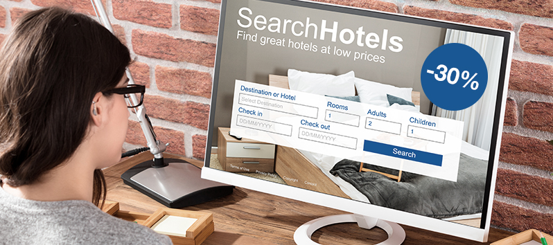 promotional codes, tricks to find the perfect hotel