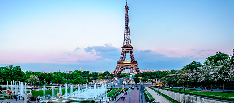 Eiffel Tower, tricks to find the perfect hotel