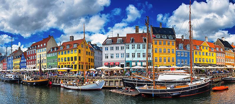 viajar en Semana Santa, Copenhage