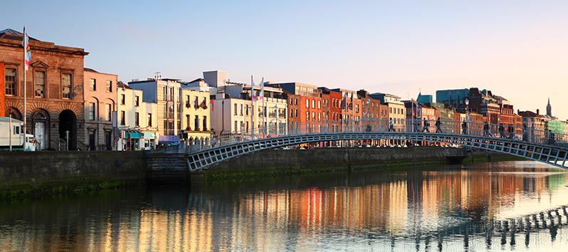 viajar en Semana Santa, Dublín