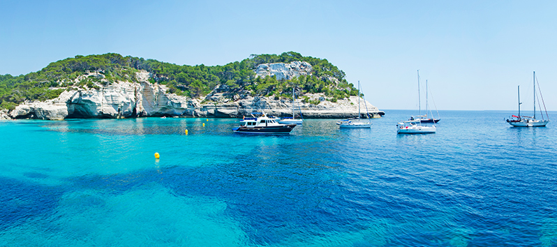 viajar en Semana Santa, Menorca