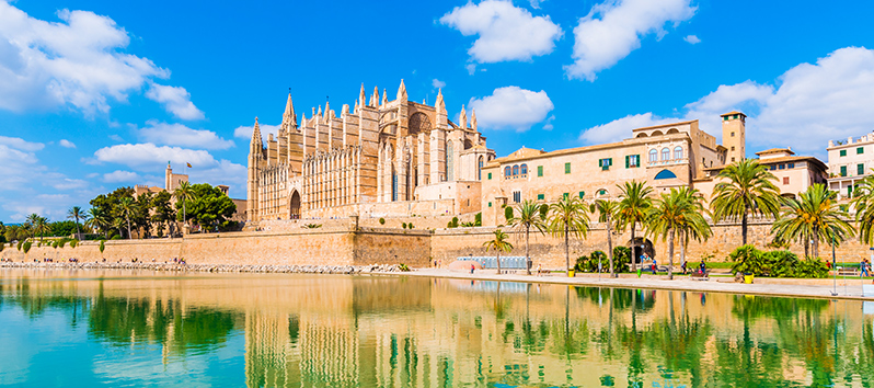 viajar en Semana Santa, Palma de Mallorca