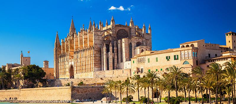 La Catedral de Mallorca, visitas gratuitas en Mallorca