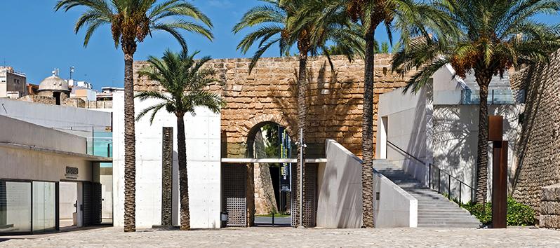 Es Baluard, visitas gratuitas en Mallorca