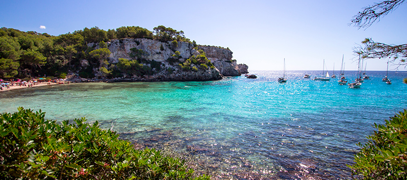 Cala Macarella -Menorca-