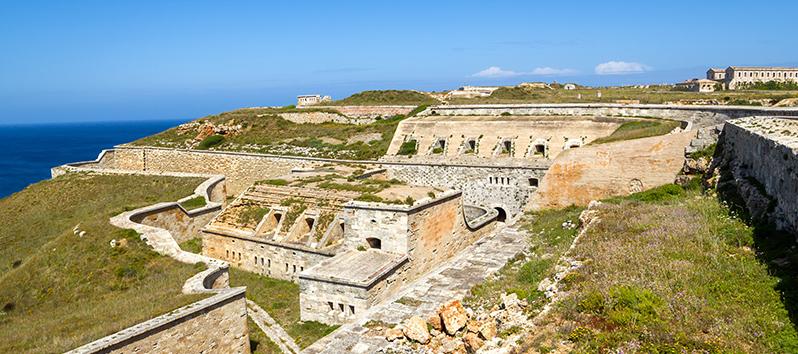 Fortaleza de Isabel II, Menorca