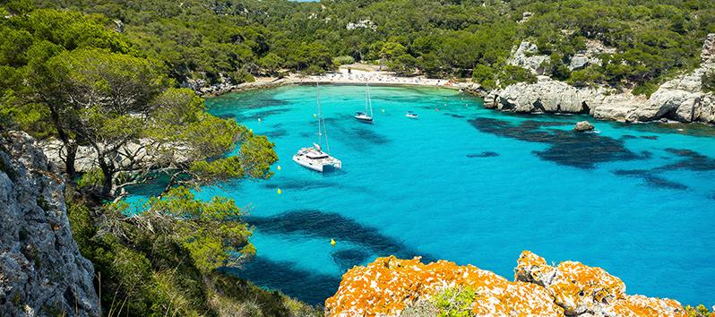 Menorca para dos_Cala Macarella