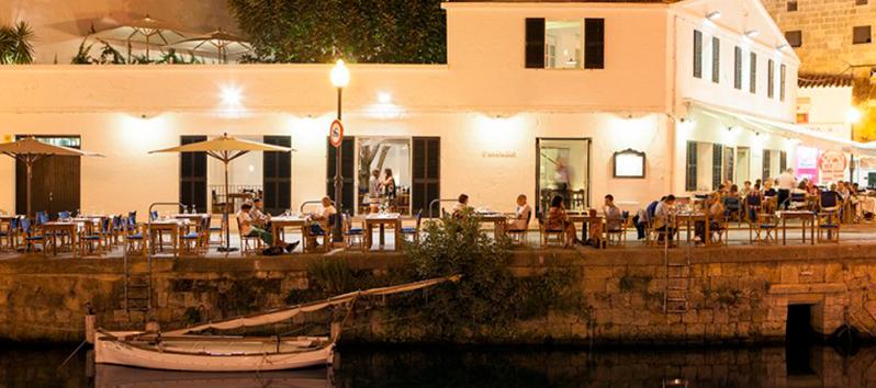 Menorca para dos_Restaurante S'Amarador