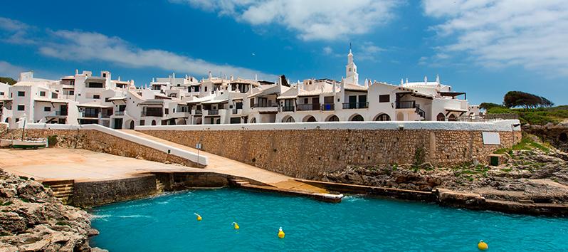 Binibeca Vell_Ferrer Hotels