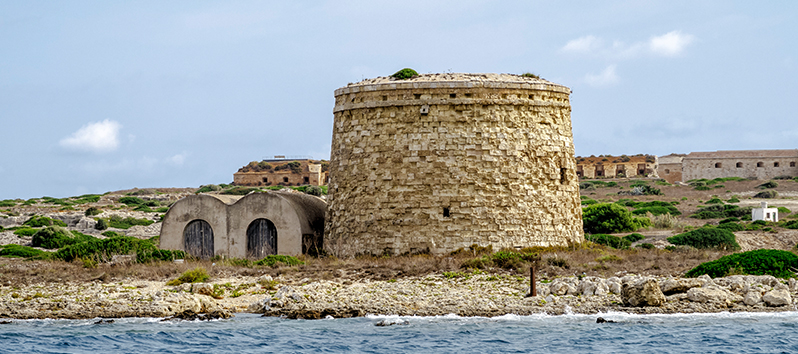 castillo de san Felipe, Menorca_ferrer hotels