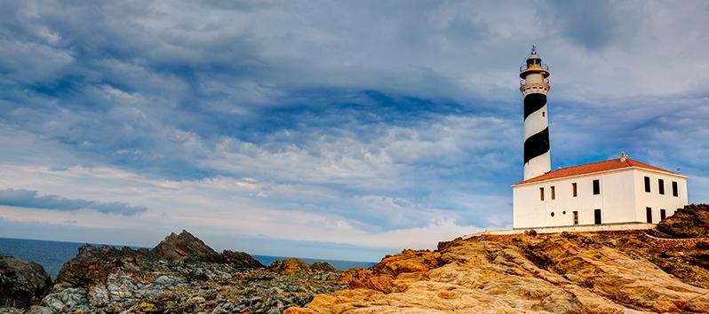 visitar Menorca en otoño_Faro de Favàritx