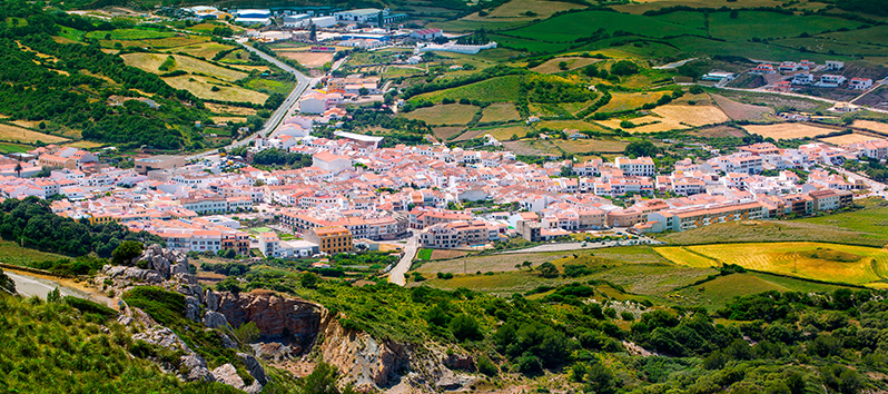 visitar Menorca en otoño_Mercadal