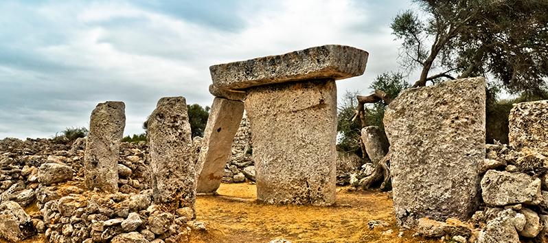Menorca im Herbst_Talayotische Kultur