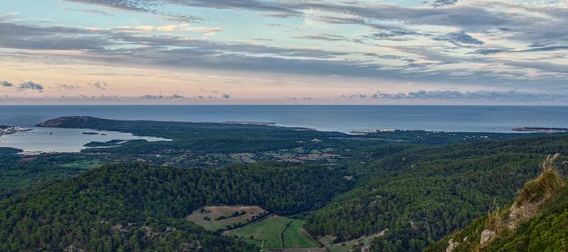 visitar Menorca en otoño_vistas de Monte Toro