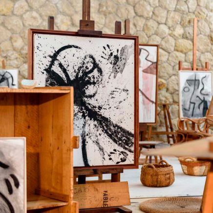 Mallorca und Joan Miró