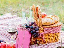 einen Picknick Tag auf Mallorca