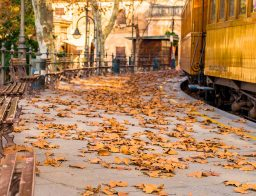 Langen Wochenenden im Herbst auf den Balearen