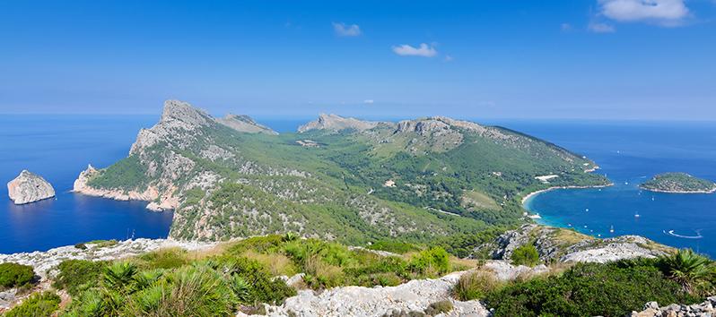 ruta en coche Mallorca_Cabo de Formentor