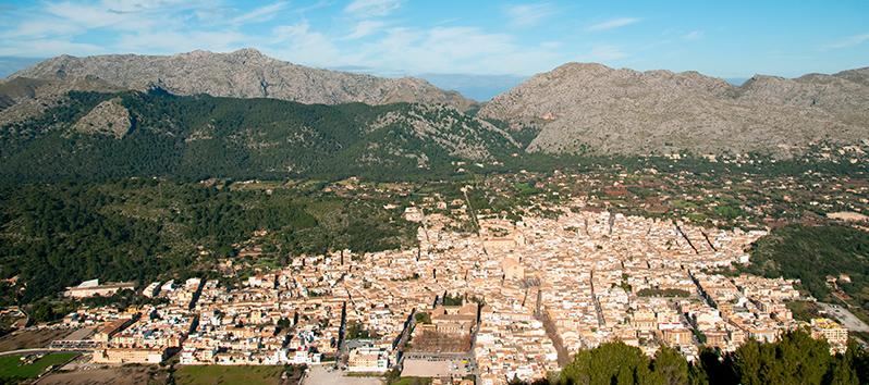 ruta en coche Mallorca_Pollença
