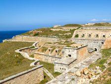Festung von La Mola