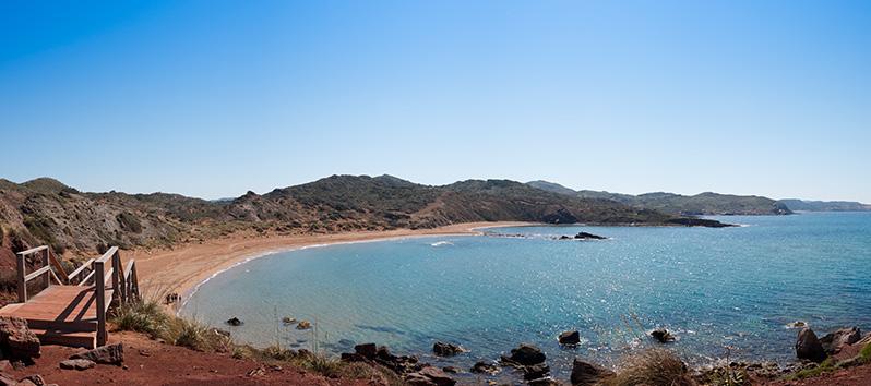 Cala Cavalleria, Menorca