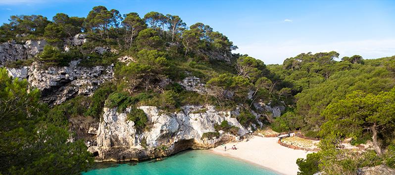 Cala Turqueta, Menorca