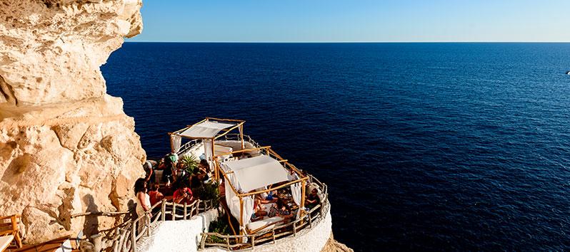 La Cova d'en Xoroi, Menorca
