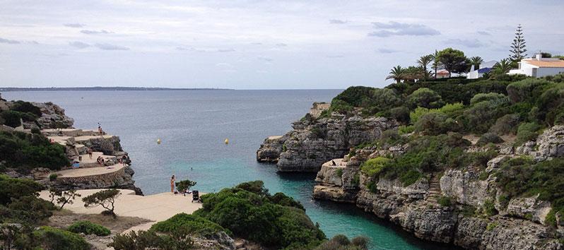 Cala Brut, Menorca