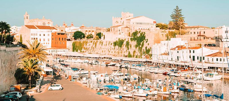 Ciudadella, Menorca