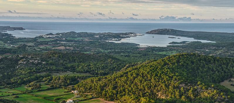 Monte Toro, Menorca