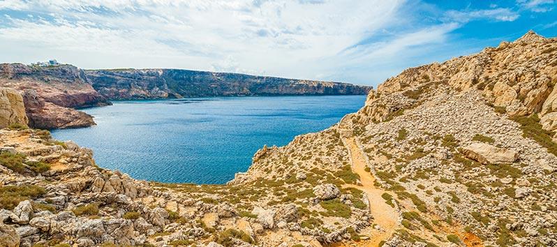 Menorca in winter_Camí de Cavalls