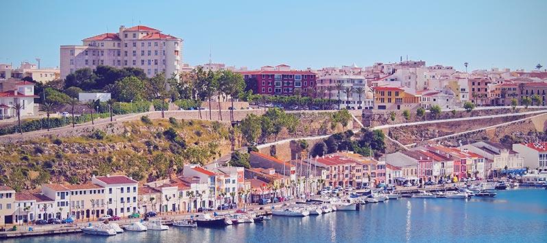 Winter Menorca_Mahón