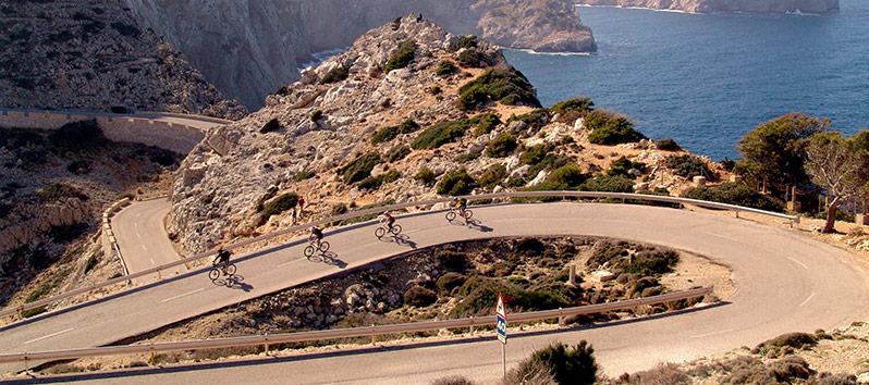 cicloturismo en alcudia